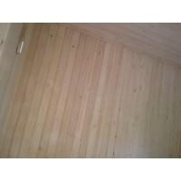 Ruang sauna ukuran 1,5 m x 2 m kayu pinus