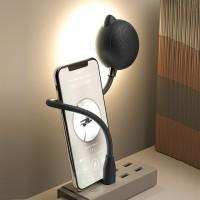 Harga new usb desk lamp bluetooth speaker mini led wireless creative | antitipu.com