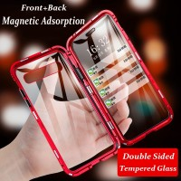 Magnetic Phone Case oppo Reno 6.4 6.6 R17 pro k3 Realme x lite 3 pro M