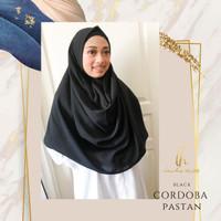 Jilbab Pashmina Instan pastan jilbab instan murah warna hitam black b