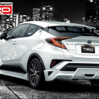 dijual Bodykit Toyota CHR 2018 TRD Style IMPORT