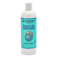 Earthbath Oatmeal and Aloe Dog Cat Pet Conditioner