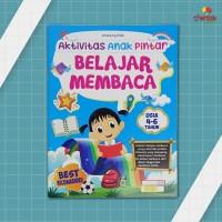 Buku Anak -Aktivitas Anak Pintar : Belajar Membaca (usia 4-6 tahun)