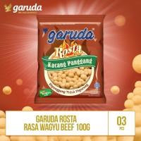 Kacang Panggang Garuda Rosta Wagyu Beef 100g x 3 Pcs (ORCM)