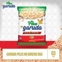 PILUS GARUDA Mie Goreng - 95g x 3 (PGM7 / 3 Pcs)