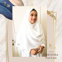 Jilbab Pashmina Instan pastan jilbab instan warna putih murah