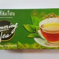 Info Slimming Tea Mustika Ratu Katalog.or.id