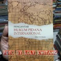 PENGANTAR HUKUM INTERNASIONAL by edy