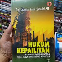HUKUM KEPAILITAN BY PROF SUTAN REMY