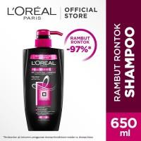 L'Oreal Paris Fall Resist 3X Anti Hair Fall Shampoo - 650 ml Diskon