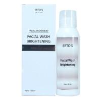 Unik ERTOS Facial Wash Brightening / Putih merona ERTO'S Diskon