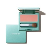 Unik Wardah Exclusive Blush On 02 Coral Peach 6.5 g Limited