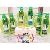 Promo READY. Follow Me Green Tea Shampoo 750ml Berkualitas