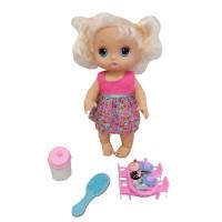 Superior Toys Mainan Anak Boneka Baby Lovely Doll Blonde