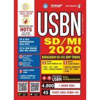 Buku USBN SD/MI 2020 EDISI TERBARU -Edu Penguin-