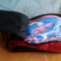Tas Sepatu Olahraga Nike Just Do It Specs Adidas Mizuno keren bagus mu