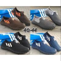 Sepatu Slip On Adidas Jawpaw Import Vietnam Terbaru