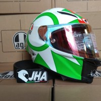 Visor Race 3 Iridium Rainbow for AGV Corsa Pista