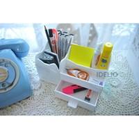 Tempat Alat Tulis Akrilik/ Office Organizer Acrylic