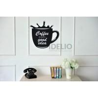 Hiasan Dinding Cafe/ Caffee Wall Art