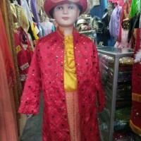 baju adat palembang