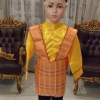 Baju adat Aceh anak-anak