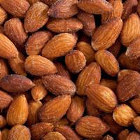 Kacang Almond Panggang Asin Ringan/Roasted Almond Lightly Salted