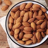 Kacang Almond Panggang rasa Natural (Original)