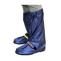 Jual jas hujan sepatu original bahan PVC JH sepatu 67009
