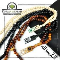 Tasbih Kayu 99 per pcs Oleh Oleh Haji Umroh