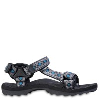 Eiger Ugimba Roll Pattern 4 Sandals - Blue