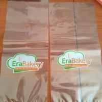 toko murce Sablon Plastik Kemasan Roti, Kue Basah-Kering D