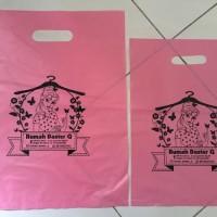 toko murce Sablon Plastik Shopping Bag, Plong HD Segala War