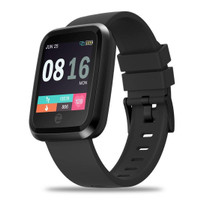 Zeblaze Crystal 2 Smart Watch Smartband Anti Air IP67 dengan Monitor