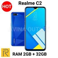 Realme C2 2/32 Ram 2GB Internal 32GB Garansi Resmi