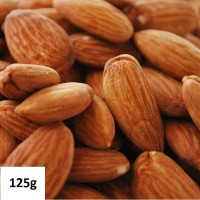 California Roasted Almond / Kacang Almond Panggang rasa Natural