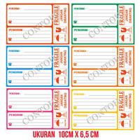 STIKER LABEL UNTUK PAKET/LABEL OLSHOP/STICKER OLSHOP GROSIR 50 PCS