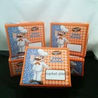 Box kue/kotak kue/dus snack/Box makanan/DUS MTP GS 12X14 @100PC