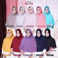 jual jilbab dewasa hijab bergo milosa Miulan