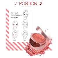O.two.O Rose Blush Powder