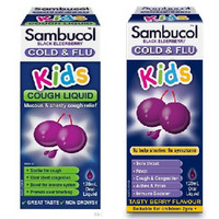 SAMBUCOL COLD & FLU KIDS 120ml