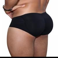 celana dalam busa montok / brief pad underwear shaper butt lifter