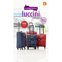 Luccini Softcase (Maroon/Navy)
