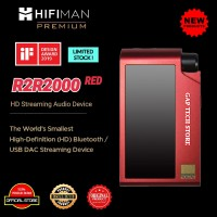 HiFiMan R2R2000 HD Digital Audio Player Original