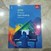 more piano sight reading grade 4