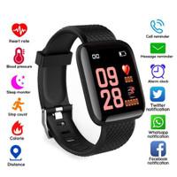 Cognos 116 PLUS Smart Watch Bluetooth Sport Heart Rate Detak Jantung