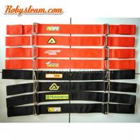 Straper shock atau ikatan depan evakuasi