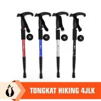 Tongkat Gunung / Hiking / Trekking Pole / Tracking Pole Murah 4JLK - Merah