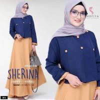 Baju Hijab Wanita Baju Gamis Wanita Terbaru Baju Maxi Dress Murah MP6