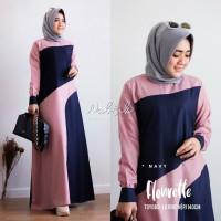 Baju Dress Muslim Hijab Baju Gamis Murah Baju Gamis Wanita Terbaru AD4